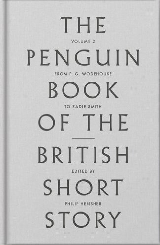 Penguin Book of the British Short Story cover