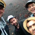 The Mount Etna Hat Club (for my full report on this, check out: http://www.adammarek.co.uk/?p=1847 )