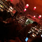 Inside the Bookworm, Beijing
